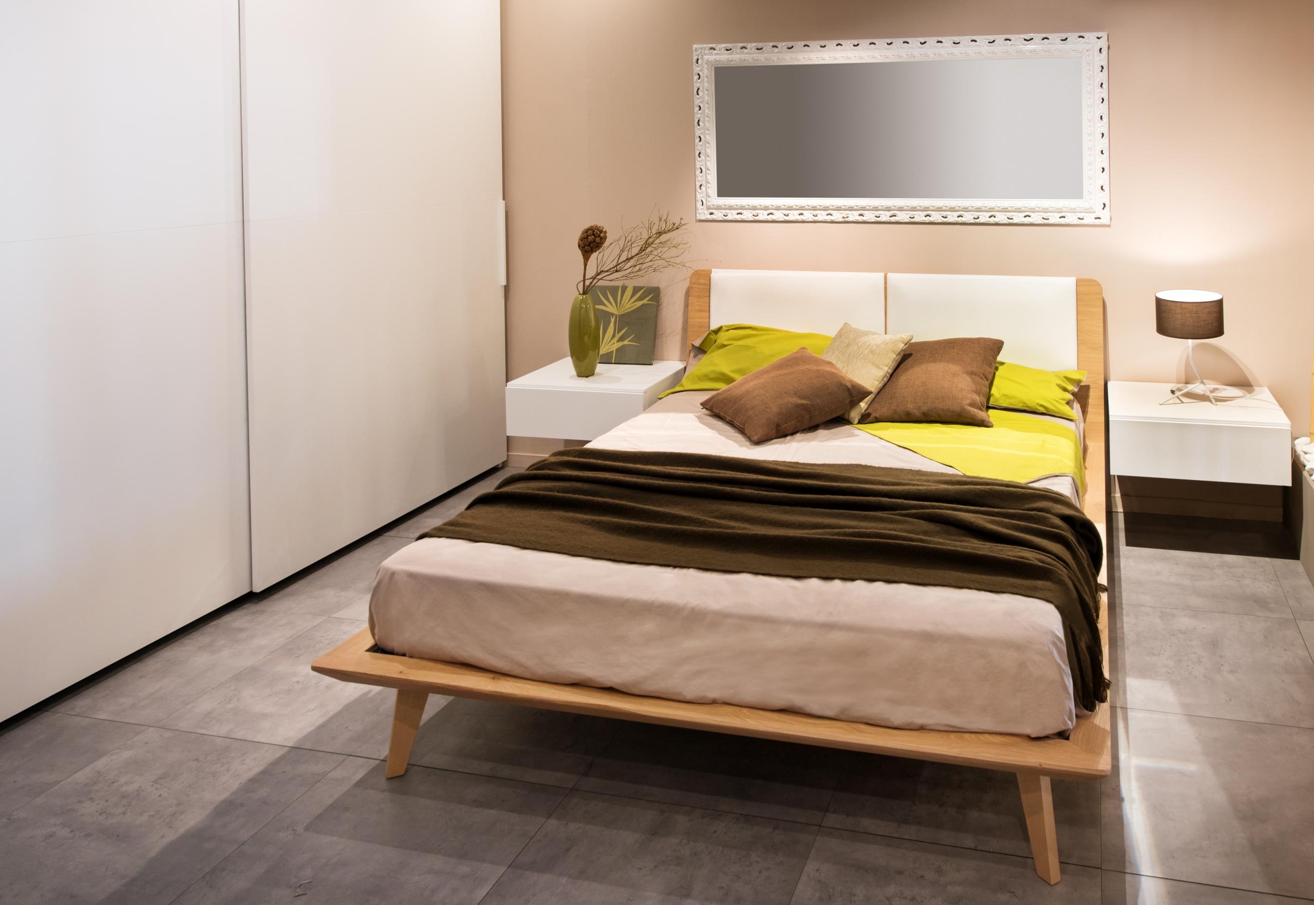 Łóżko skandynawskie